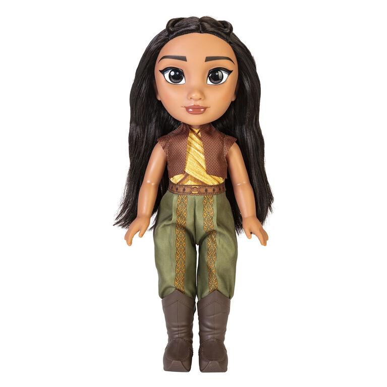 Disney's Raya and the Last Dragon - Large Articulated Raya Doll
