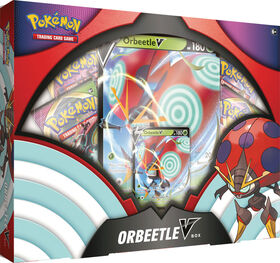 Pokemon Orbeetle V Box - English Edition