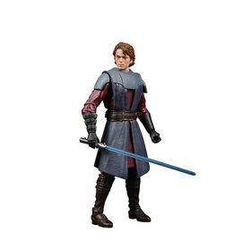 PRÉ-COMMANDE POUR EXPÉDITION LE 14 JUIN, 2021 - Star Wars The Black Series, figurine Anakin Skywalker, 50e anniversaire Lucasfilm, Star Wars : The Clone Wars - Notre exclusivité