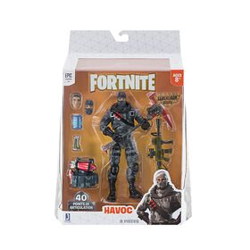 Fortnite Legendary Series 6in Pack Figurine, Havoc.