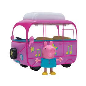 Peppa Pig Little Vehicle Celebration Camper