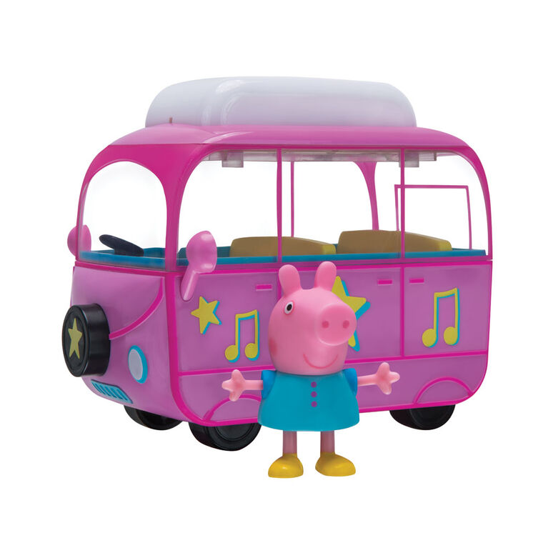 Peppa Pig Little Vehicle Celebration Camper
