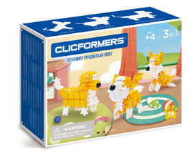Clicformers Sweet Friends 79 Pieces