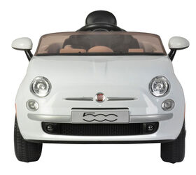 Fiat 500 12V- White