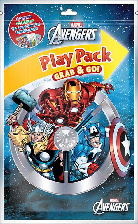 Avengers Playpack - English Edition