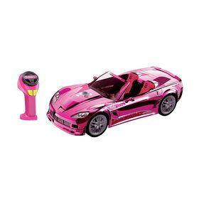 Barbie - Cruisin' Corvette R/C
