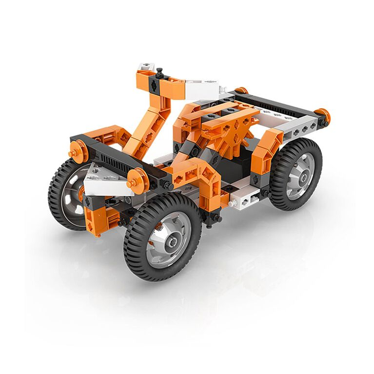 Engino - Inventor 50 Models Motorized Set
