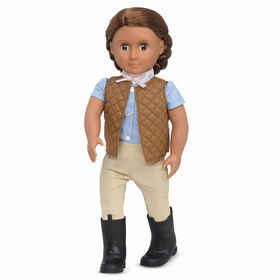 Our Generation, Catarina, 18-inch Equestrian Doll