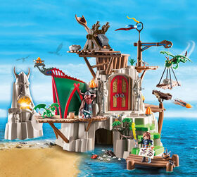 Playmobil - How To Train Your Dragon - Berk