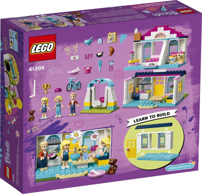 LEGO Friends La maison de Stéphanie 4+ 41398