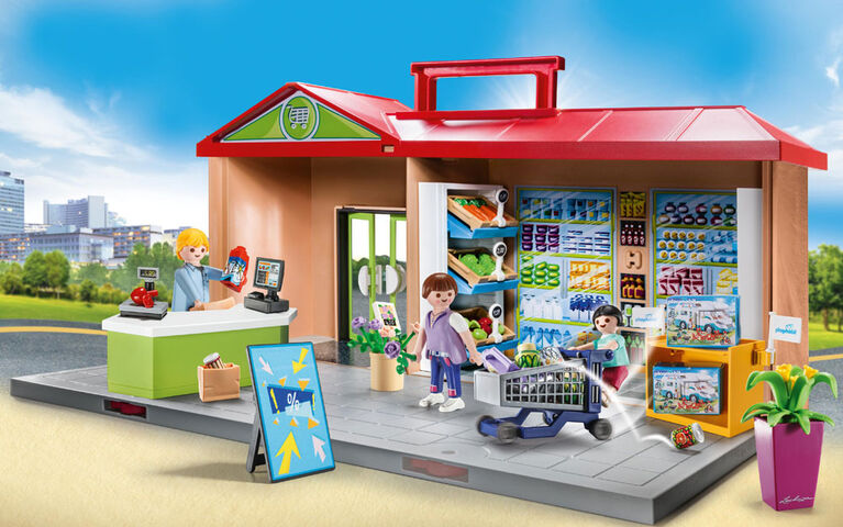 Tal Grocery Store