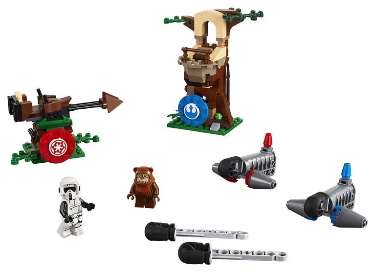 LEGO Star Wars  Action Battle : l'assaut d'Endor 75238
