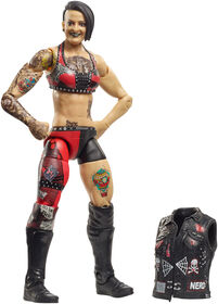 WWE - NXT TakeOver - Collection Elite - Figurine articulée - Ruby Riott - Édition anglaise
