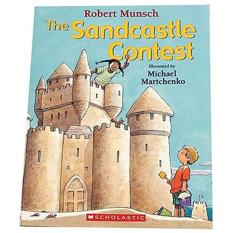 The Sandcastle Contest - English Edition