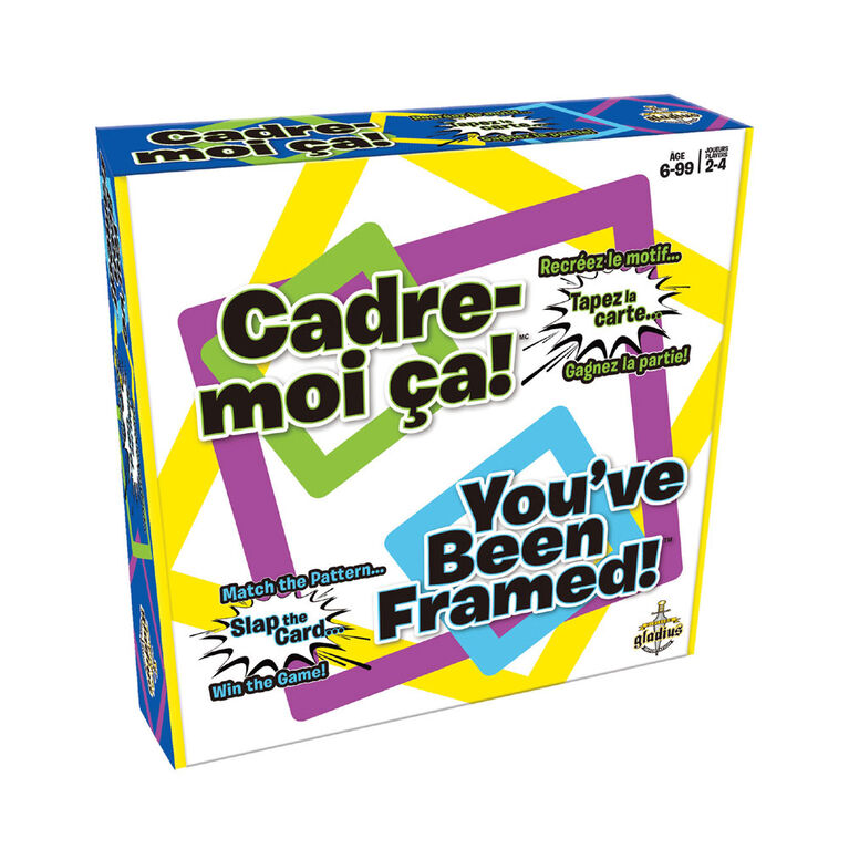 You've Been Framed! - French Edition