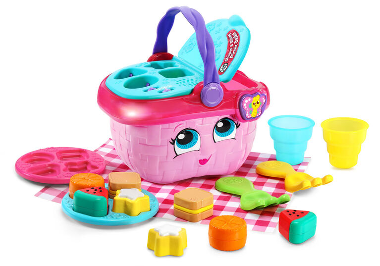 LeapFrog Shapes & Sharing Picnic Basket - English Edition