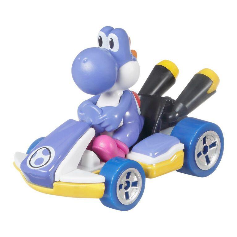 Hot Wheels Mario Kart Yoshi Egg Assortment - Styles May Vary