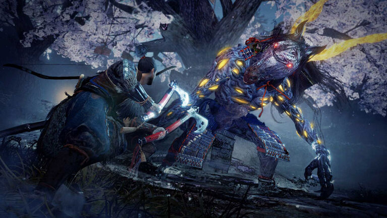 PlayStation 4 Nioh 2