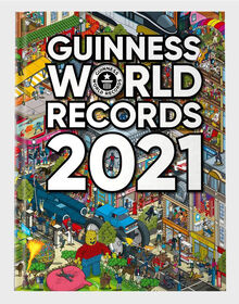 Jaguar - Guinness World Records 2021  - English Edition