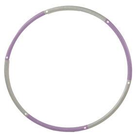 Stamina Products, 25 lb Fitness Hoop, Purple/Cream
