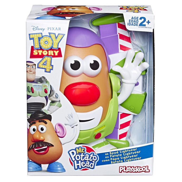 Mr Potato Head Disney/Pixar Toy Story 4 Spud Lightyear Figure