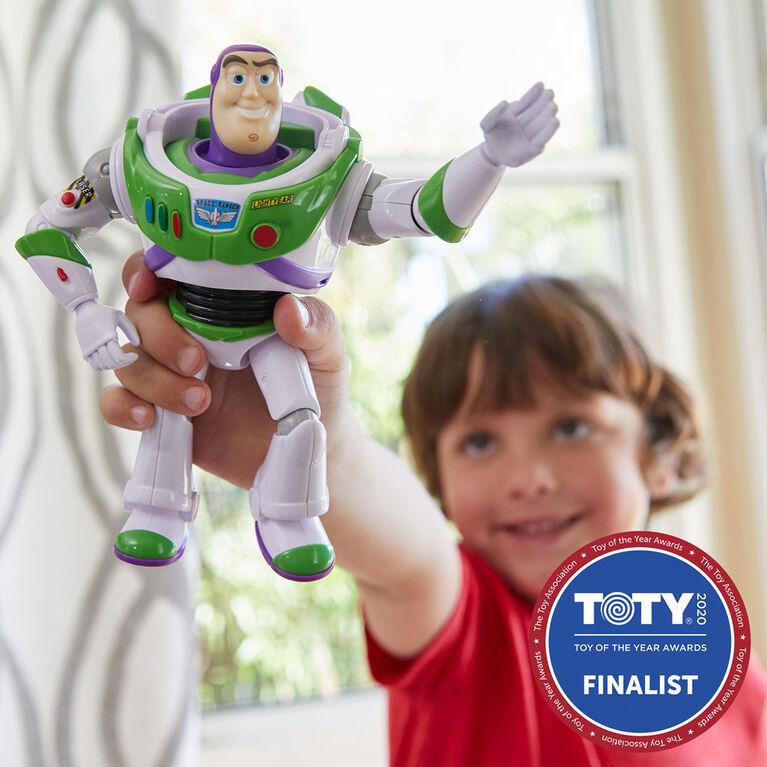 Disney/Pixar - Histoire de jouets - Figurine Buzz Lightyear