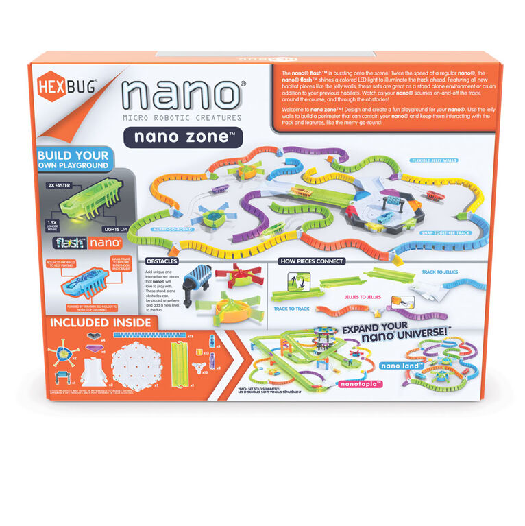 HEXBUG nano Zone