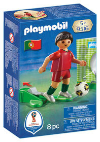 Playmobil - Joueur de foot Portugais