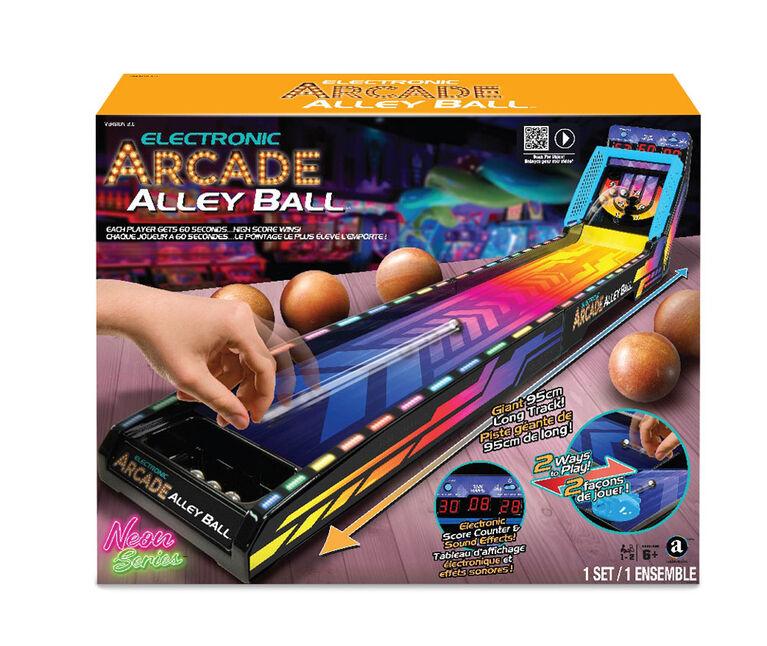 Electronic Arcade Alley-Ball (Neon Series)