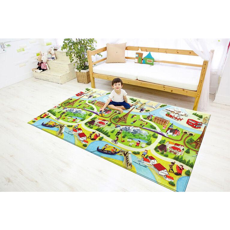 Dwinguler Playmat - Large - Big Town