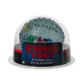 Stranger Things Alphabet Ball