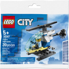 LEGO City Police Helicopter 30367