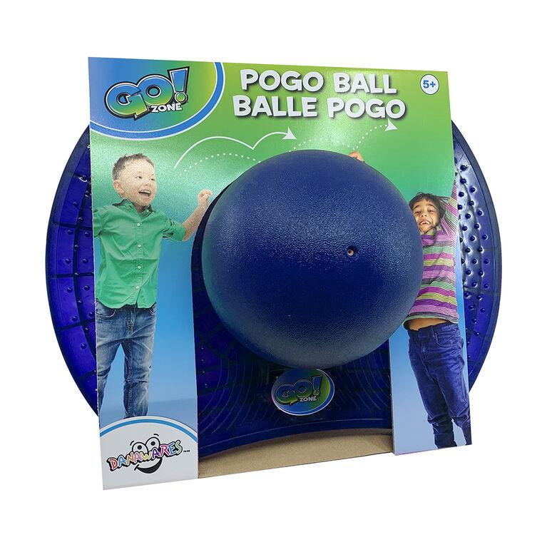 Go! Zone Pogo Ball + Pump