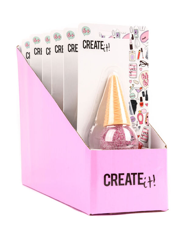 CREATE IT! Nailpolish Ice cream Disco