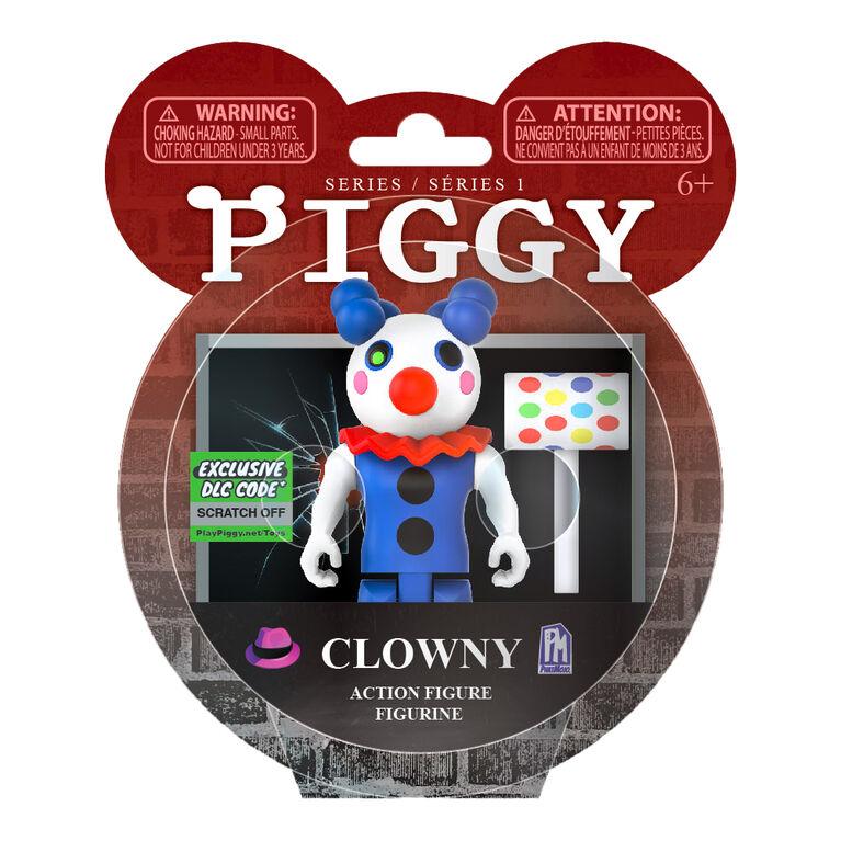 "Clowny 3.75"" Action Figure"