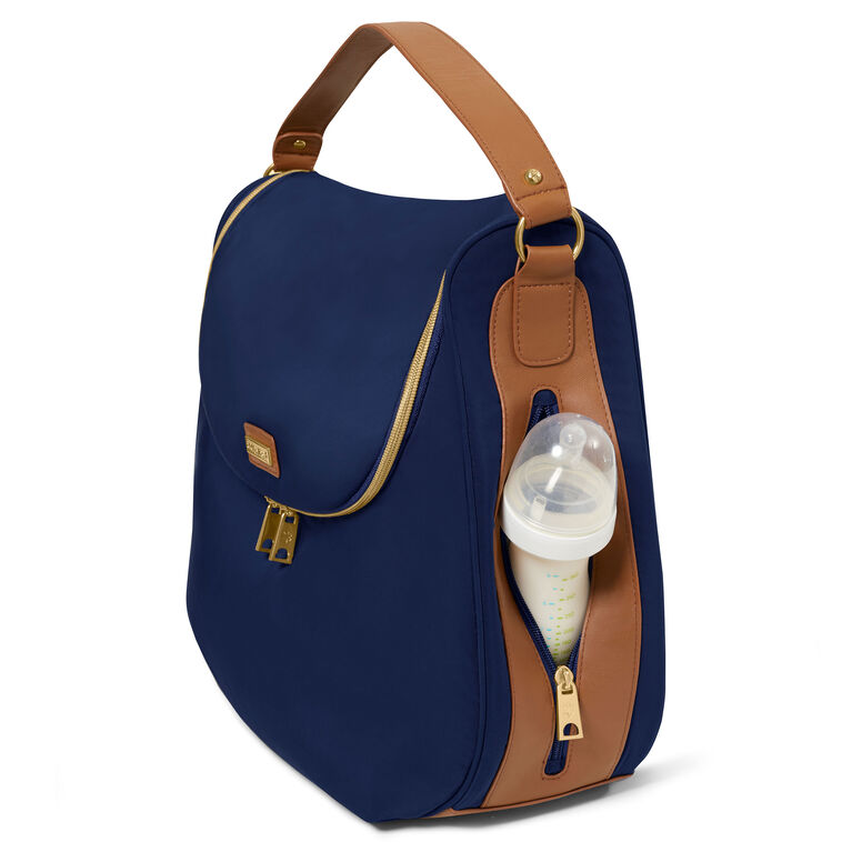 Skip Hop Curve Well-Rounded Diaper Bag - Navy