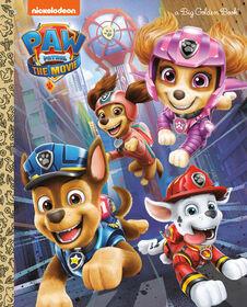 PAW Patrol: The Movie: Big Golden Book (PAW Patrol) - English Edition
