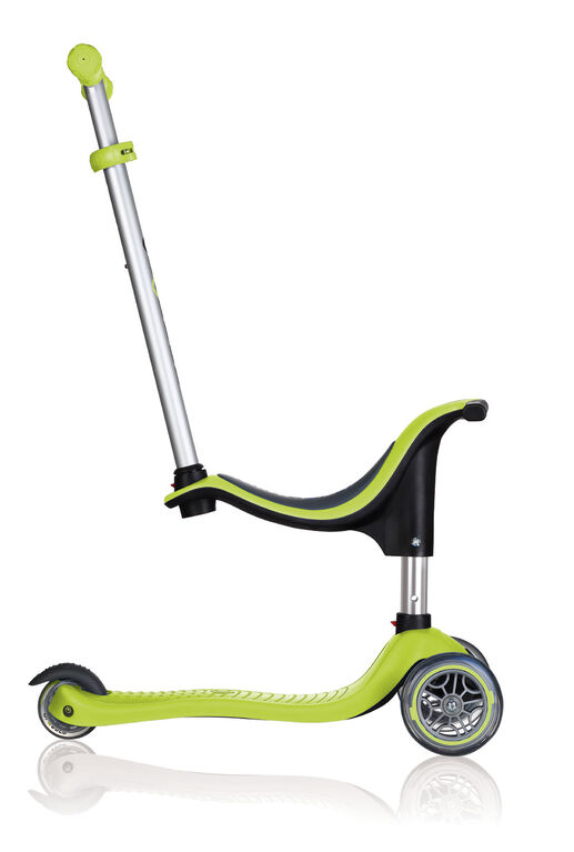Globber GO UP 4in1 Scooter – Lime Green