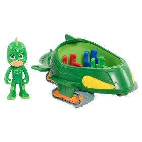 PJ Masks Vehicle - Gekko Mobile & Gekko Figure