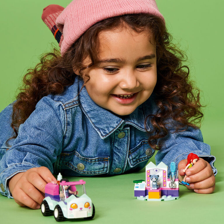 LEGO Friends La voiture de toilettage pour chat 41439