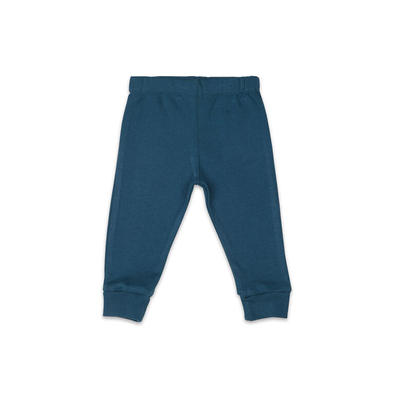 Koala Baby Bodysuit and Pants Set, Plaid - Newborn