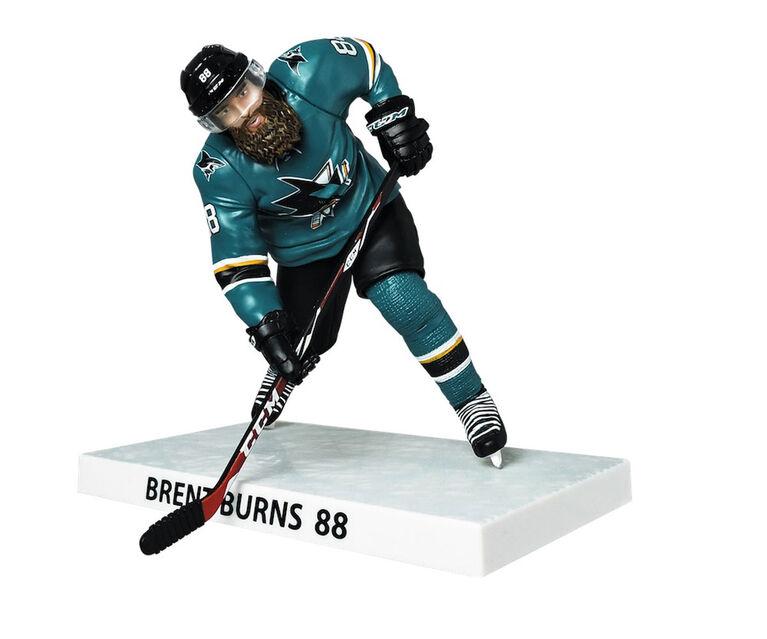 "Brent Burns San Jose Sharks 6"" NHL Figures"