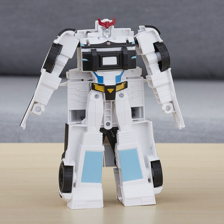 Transformers Cyberverse Action Attackers: Warrior Class Prowl Action Figure