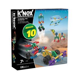 10 Model Building Fun Set