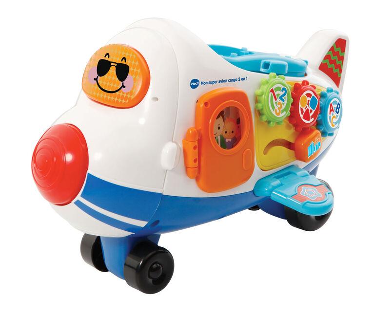 Go! Go! Smart Wheels Racing Runway Airplane - French Edition
