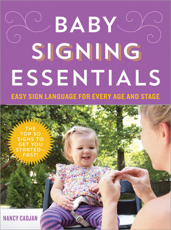 Baby Signing Essentials - English Edition