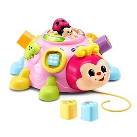 VTech Crazy Legs Learning Bugs - Pink - English Edition - Exclusive