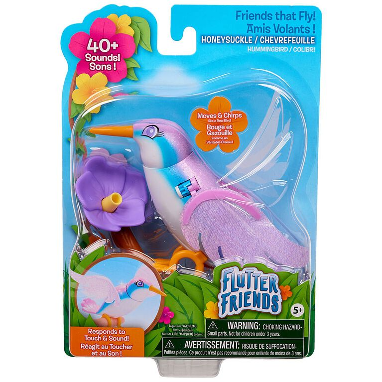 Flutter Friends - Honeysuckle - R Exclusive
