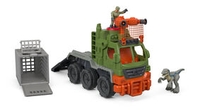 Fisher-Price - Imaginext - Jurassic World - Transporteur de dinosaure
