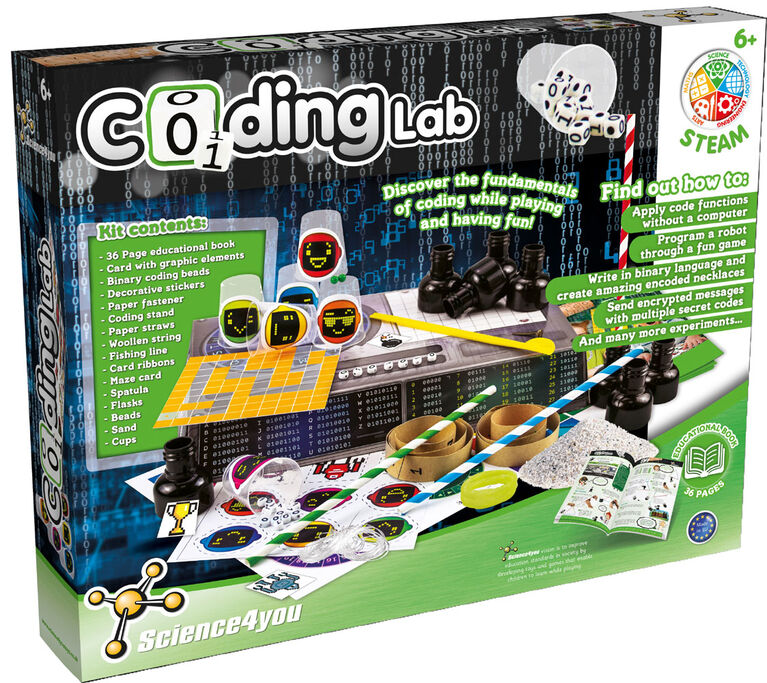 Science4You- Coding Lab